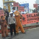 Ride for Orangutan