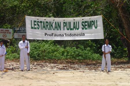 save pulau Sempu