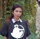 Ekawaty Ka'aba (ProFauna's Supporter Ternate Chapter)