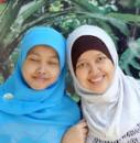Riza Mediana and Fitri Amalia Riska